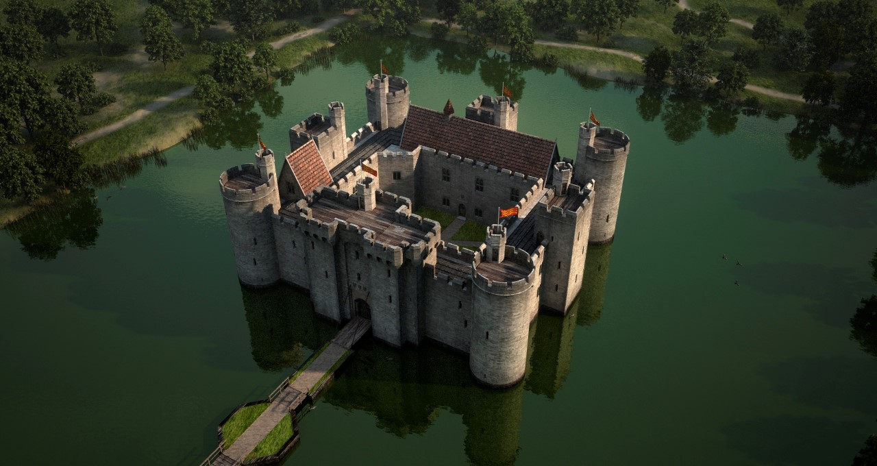 Moats Protection From Barbarians At The Gates Intrinsic